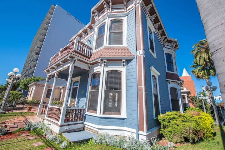 Historic Victorian Home in the Heart of Downtown