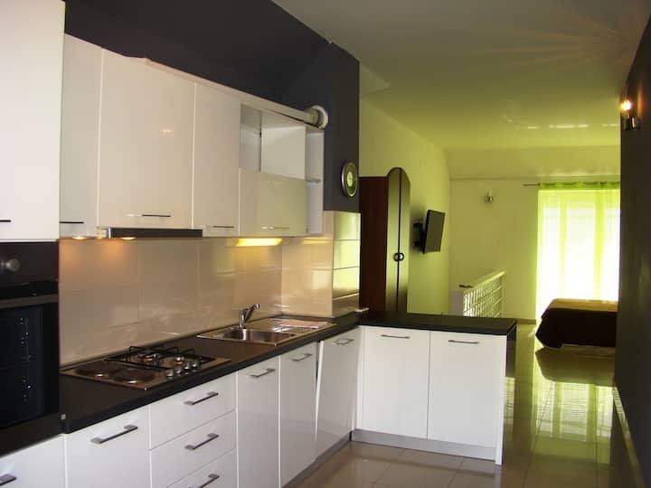 Studio apartman Brigita