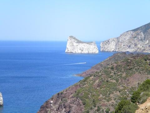 Villa sul mare panorama unico