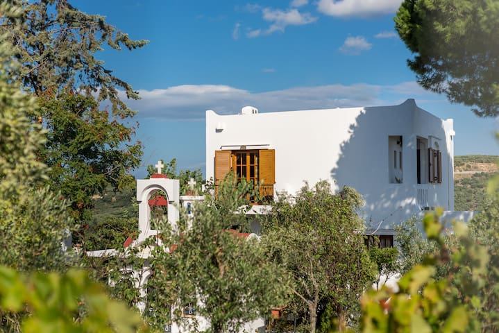 Traditional villa in Drakona Kissamos Chania Crete