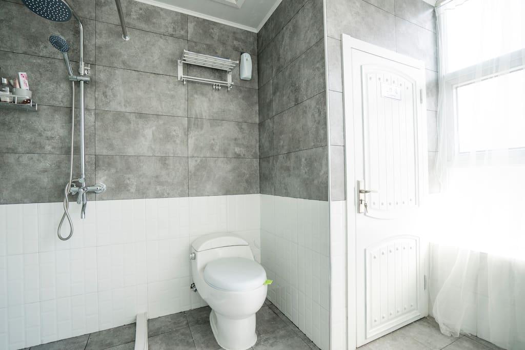 独立洗手间