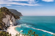 Spiaggia del Frate Conero
