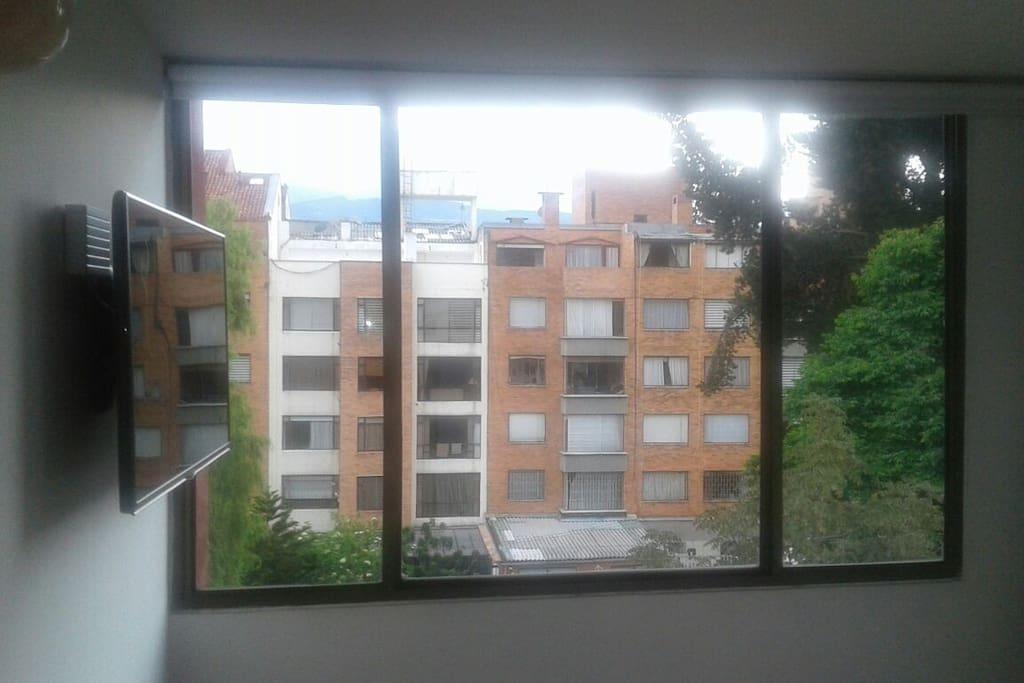 Habitacion 01 - Vista