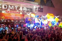 Main shopping small - Komtar JBCC (3 mins walking distance only)