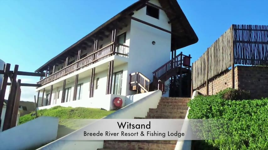 Backpacker Room 403 - Breede River Lodge - Witsand
