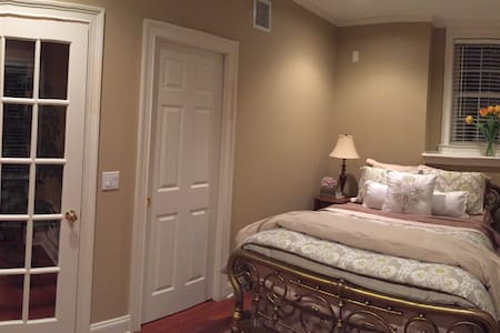 Country Retreat Guest Quarters - New Milford - Flat