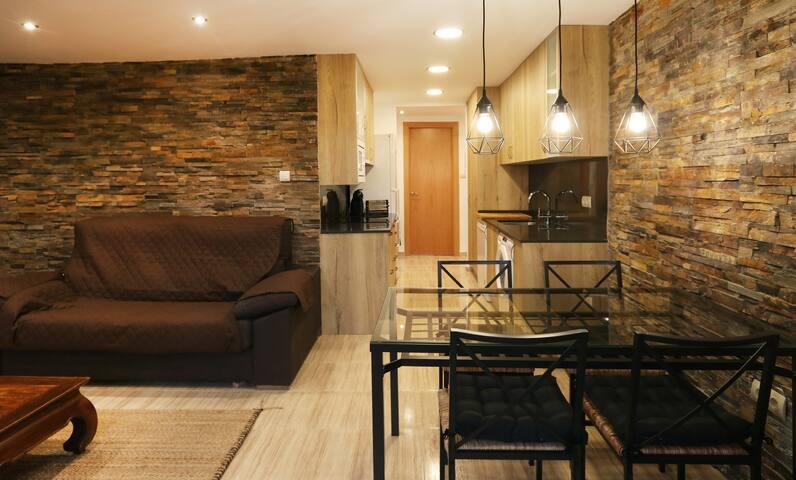 "TPA Apartamento Totalmente Nuevo ""Els Plans"""