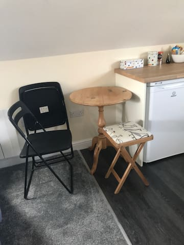 Lovely flat in peaceful location