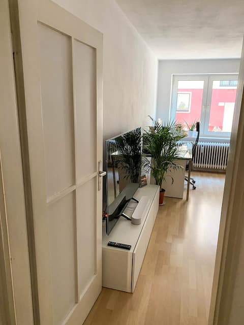 Nice 2 room apartment in great central Munich city