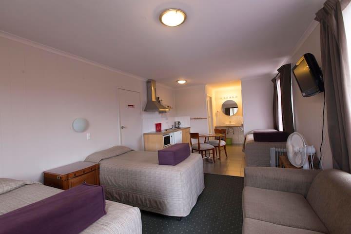 Tasman Ecovillage Studio Room - Nubeena - Apartment
