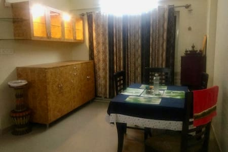 Comfy Stay with great Amenities and People - Bangalore - Leilighet