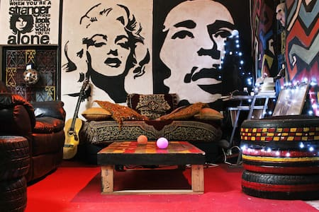 Shared room in Traditional African Artistic House - Ouarzazate - Haus