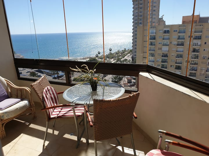 Apartamento Costa Del Sol Beach First Line