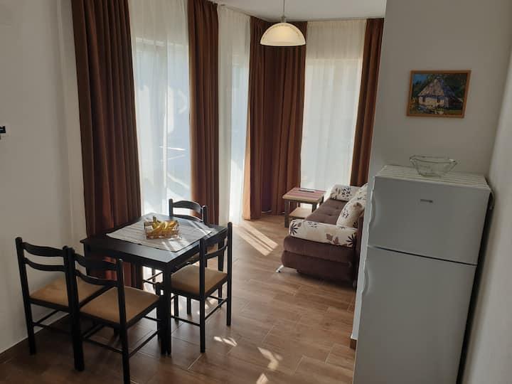 Lucia's apartment