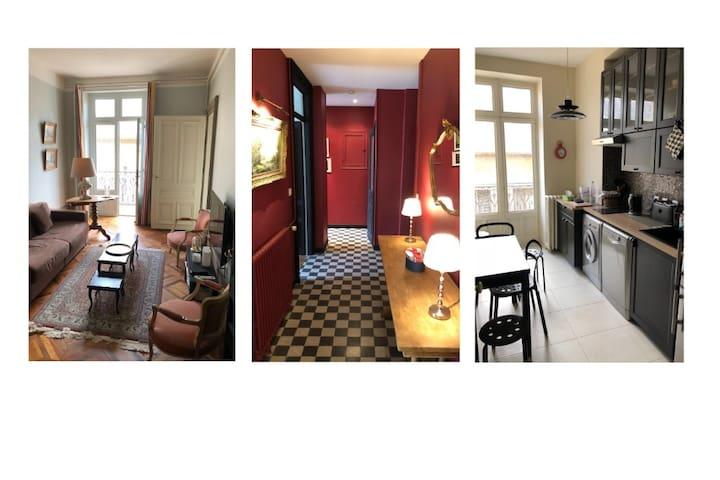T2 - Appartement douillet Riviera des Alpes