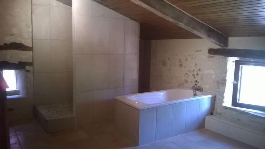 Gite de caractère, avec sauna, salle de sports ... - Castelnau-Montratier - Ház