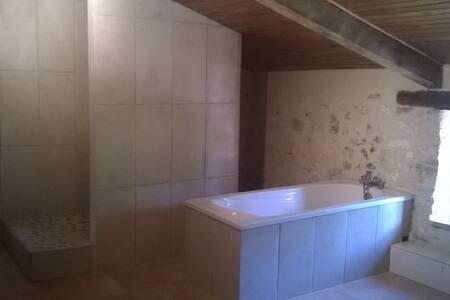 Gite de caractère, avec sauna, salle de sports ... - Castelnau-Montratier - Дом