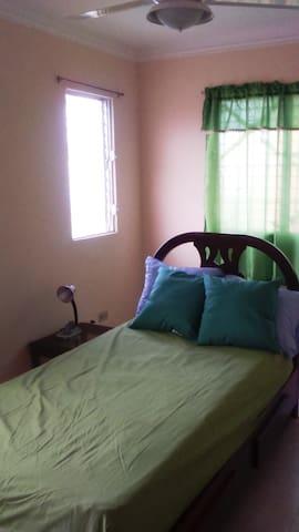 Habitación amueblada en amplio apartamento - Saint-Domingue - Appartement en résidence