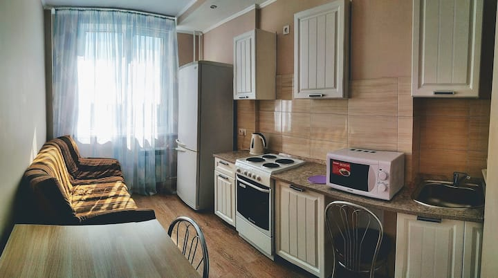Светлая, уютная квартира
