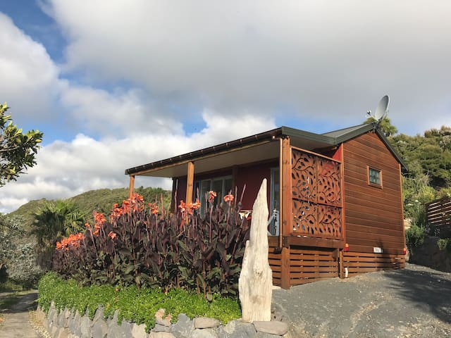 Piha Tiny House (La Casita Del Mar)