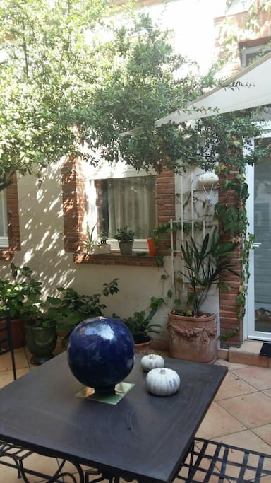 Centre ville duplex sur patio arbor apartments for rent - Centre bouddhiste haute garonne ...