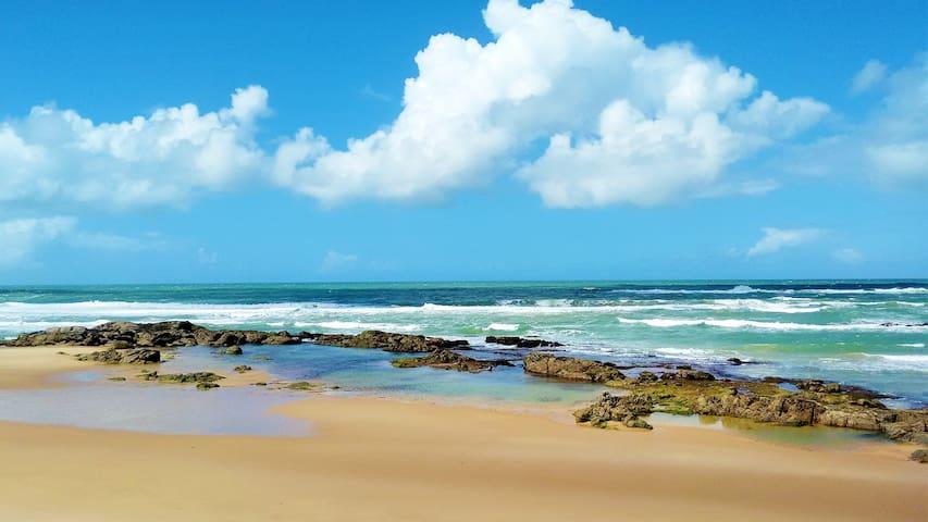 Suíte na beira da Praia de Santo Antônio (3 de 5)