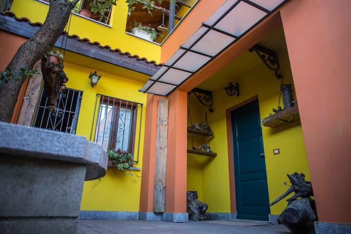 Casa Arita - Verbania apartment - Lake Maggiore