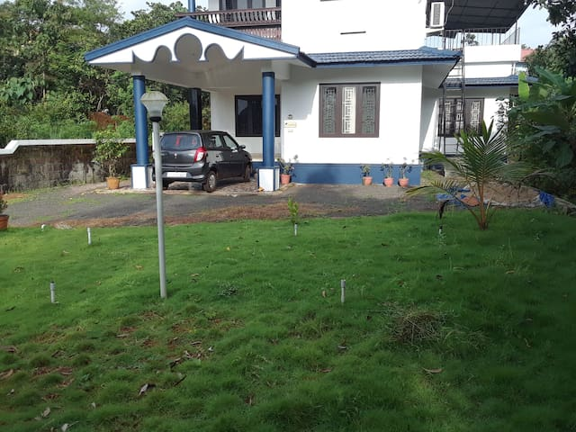 Quiet and peaceful Vacation home in Kannur  ...!