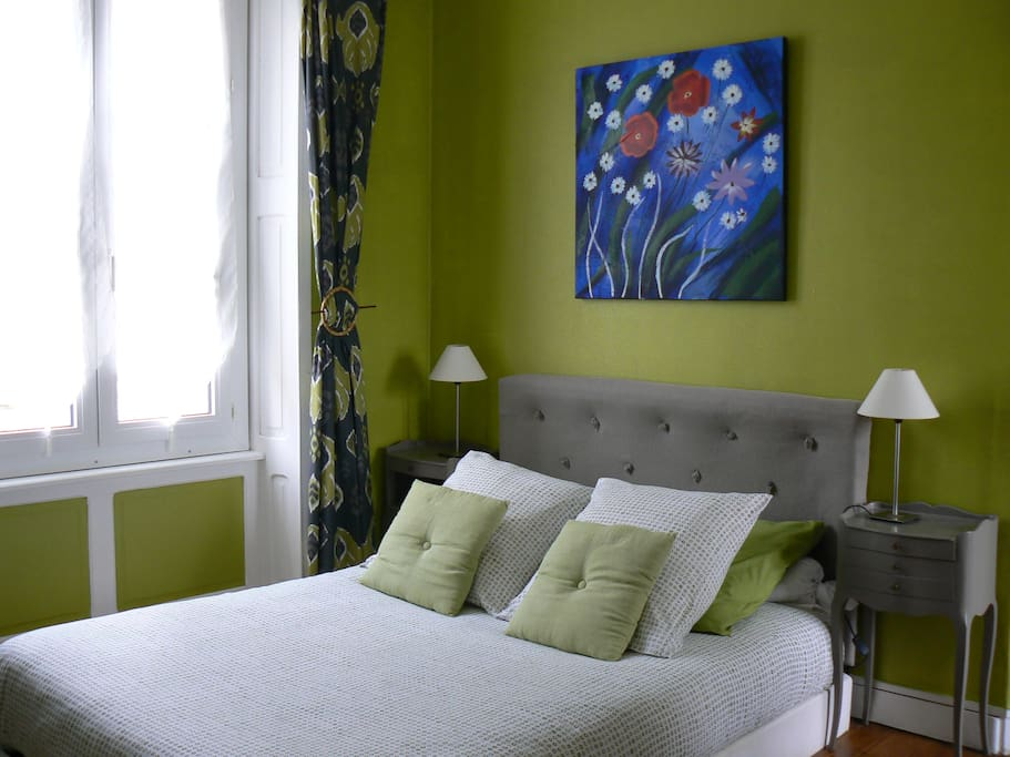 Chambre d 39 h te camaret sur mer bed breakfasts for for Chambre d hote brittany