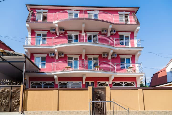 Гостевой Дом Dev-Life у побережья черного моря