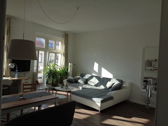 1-Zimmer Appartement in Berlin Schöneberg/Zentrum