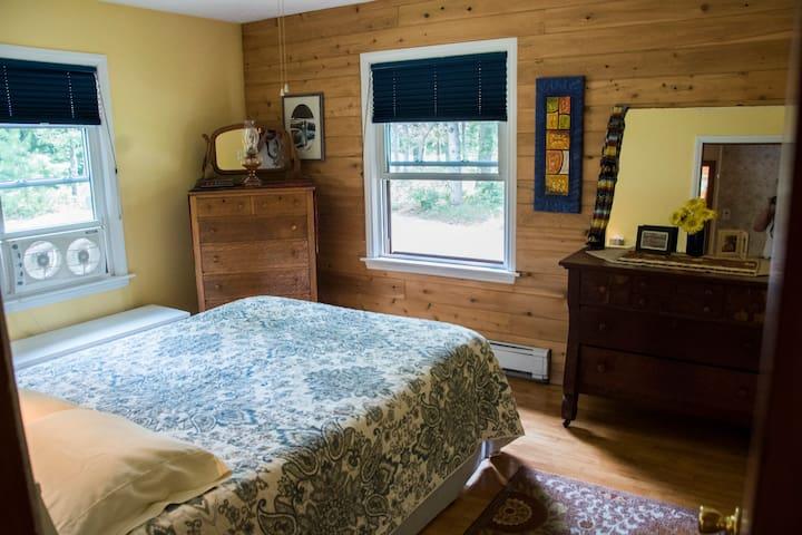 Adventure U.P. - Master Bedroom