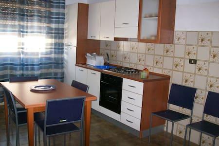 Appartamento Sciavania Sottana - Custonaci - Huoneisto