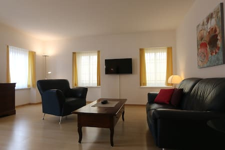 45sqm balcony apartment in the SPA quarter - Baden - Flat