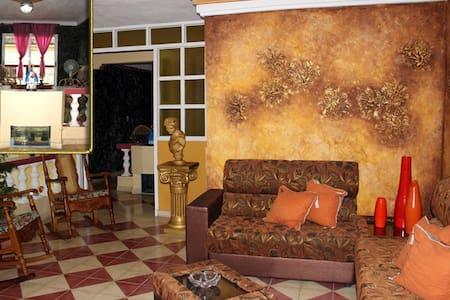 House of luxury in Cardenas . Cuba - Cardenas