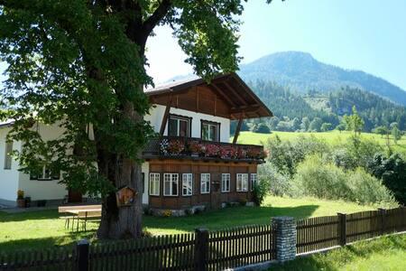 Wunderschönes Landhaus für 6 - 9 Personen