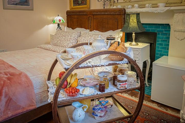 Juliette's Bed and Breakfast: Family En-Suite Room