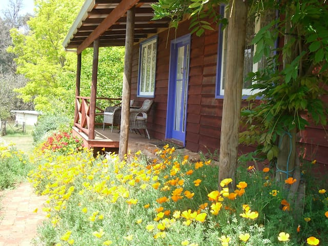 Westlington Brook studio cottage - Balingup - Chalé