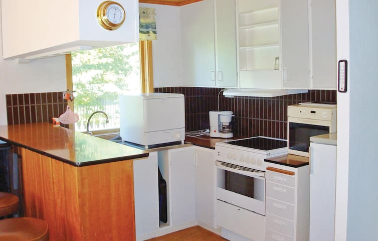 Holiday cottage with 2 bedrooms on 98m² in Trosa