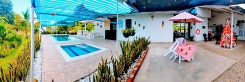Casa campestre La Marina - Rivera - Neiva - Huila