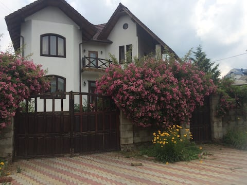Cozy bedrooms in Cahul city center