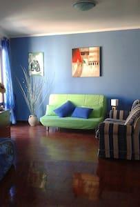 casgranell1 - Appartamento luminoso e panoramico - Sant'Anna Arresi - Lakás