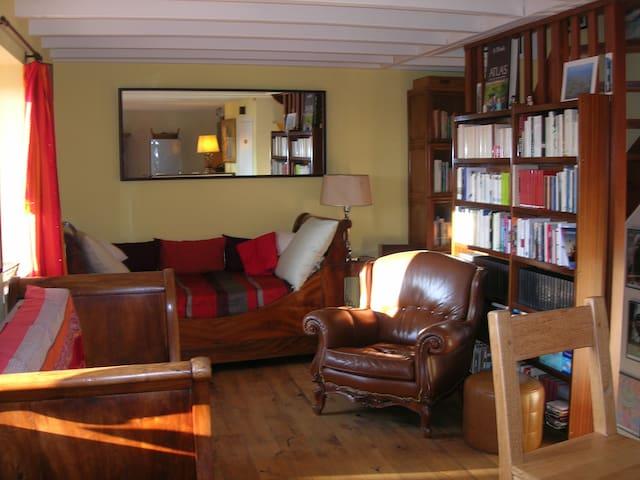 Appartement-Duplex au pied du Golfe du Morbihan - Séné - Wohnung
