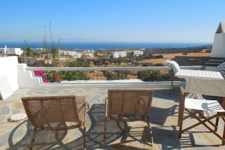 Apartment for family in Paros - Paros - Kondominium
