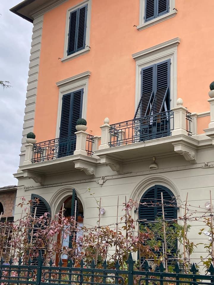 Casa con vista panormanica a Montecatini Terme