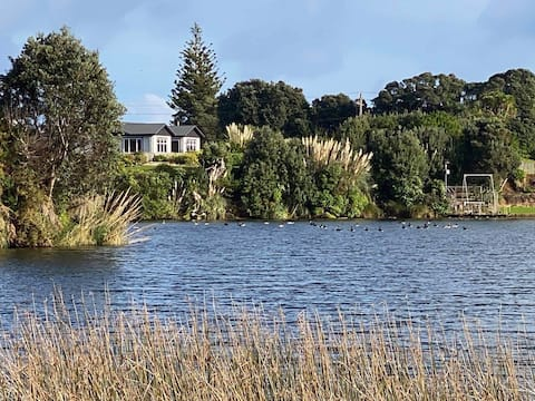 Lakeside Cottage.