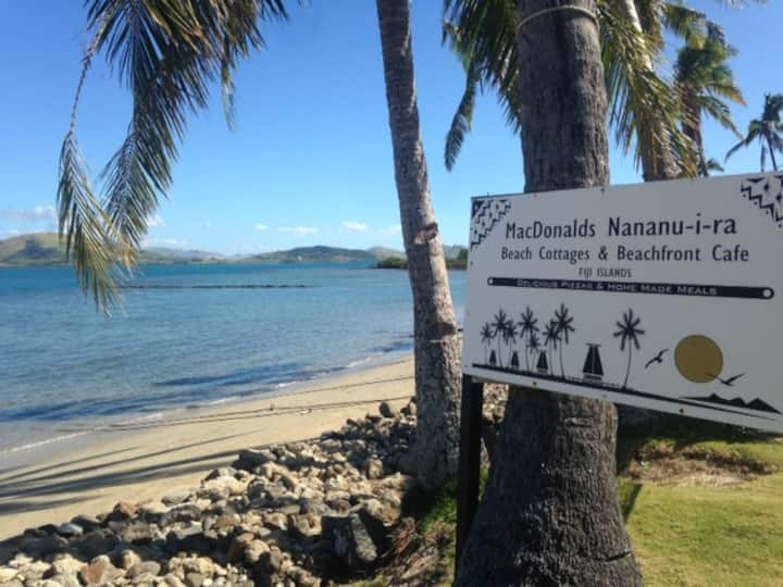 Macdonnald's Nananu Beach Cottages