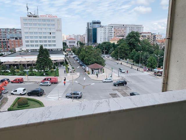 In the heart of Shkodra