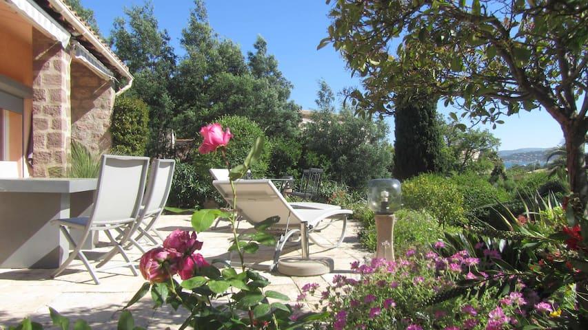 Villa Piscine privée Belle vue sans vis-à-vis