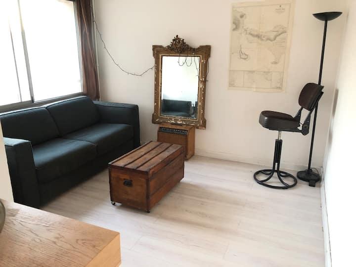 Appartement calme et lumineux résidence sécurisée